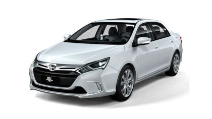 2013 Byd Qin concept 8