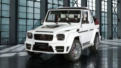 2013 Mansory Speranza ( based on Mercedes-Benz G-klasse W463 ) 4