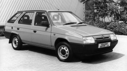 1991 Skoda Favorit Estate ( Type-785 ) - UK version 5