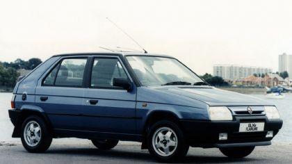 1992 Skoda Favorit Flairline ( Type-781 ) - UK version 9