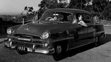 1956 Plymouth Savoy 4-door sedan 6