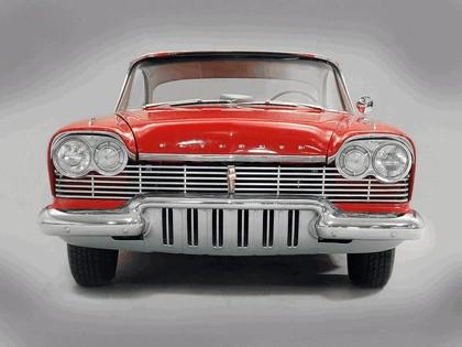 1957 Plymouth Savoy sport coupé 1