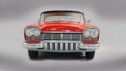 1957 Plymouth Savoy sport coupé 6