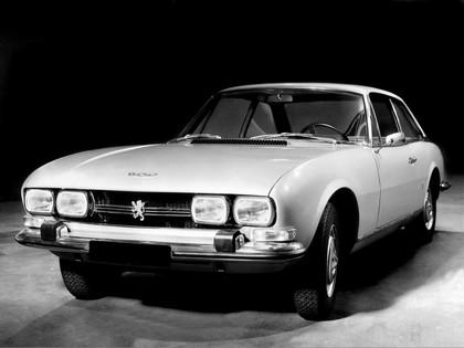 1969 Peugeot 504 coupé 1