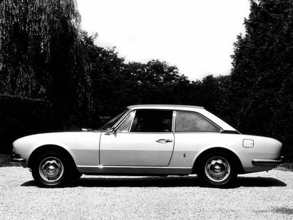 1969 Peugeot 504 coupé 2