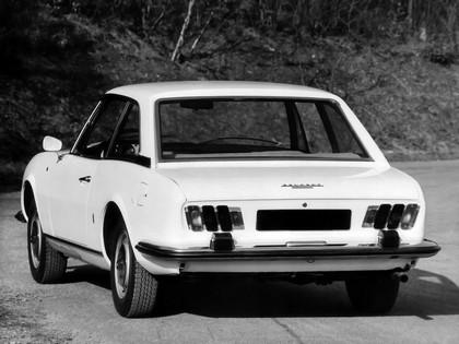 1969 Peugeot 504 coupé 3