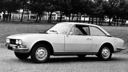 1969 Peugeot 504 coupé 7