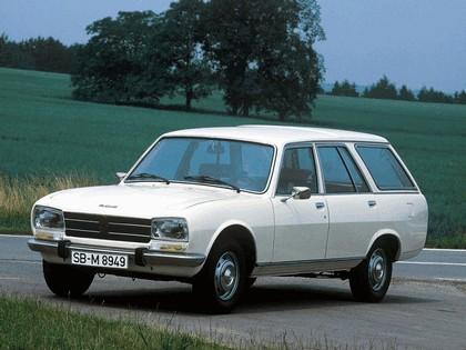 1970 Peugeot 504 break 1