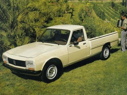 1972 Peugeot 504 pickup 3