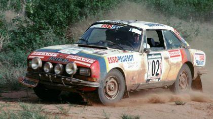 1976 Peugeot 504 coupé rally car 3