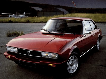 1983 Peugeot 504 coupé 1