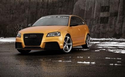 2013 Audi RS3 Gold by Schabenfolia 1