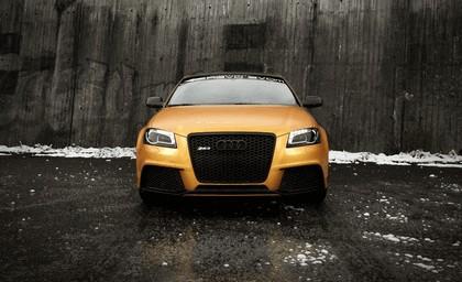 2013 Audi RS3 Gold by Schabenfolia 2