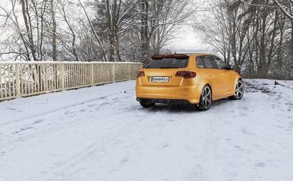 2013 Audi RS3 Gold by Schabenfolia 5
