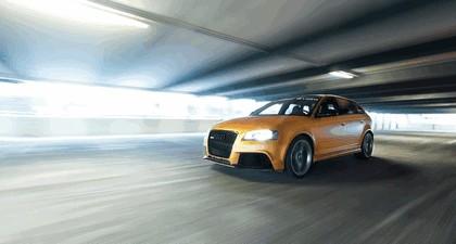 2013 Audi RS3 Gold by Schabenfolia 6