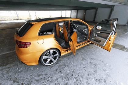 2013 Audi RS3 Gold by Schabenfolia 8
