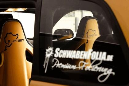 2013 Audi RS3 Gold by Schabenfolia 10