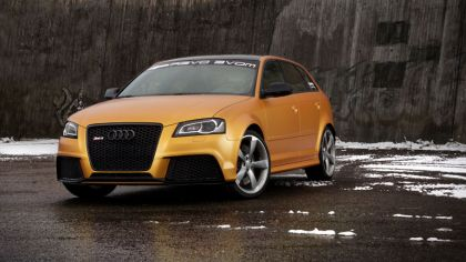 2013 Audi RS3 Gold by Schabenfolia 3