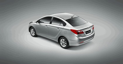 2013 Hyundai HB20S 9