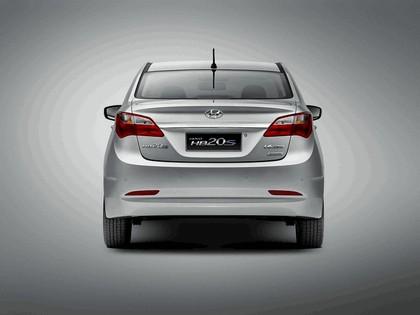 2013 Hyundai HB20S 11