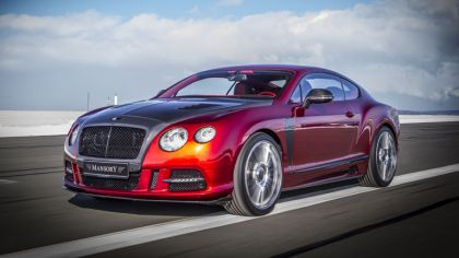 2013 Mansory Sanguis ( based on Bentley Continental GT ) 2