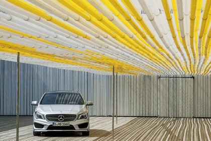 2013 Mercedes-Benz CLA250 Edition 1 16