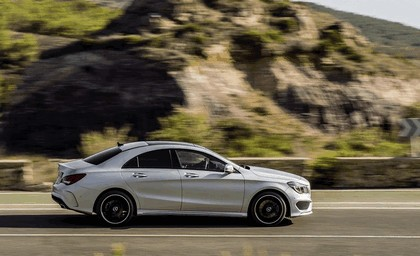 2013 Mercedes-Benz CLA250 Edition 1 22