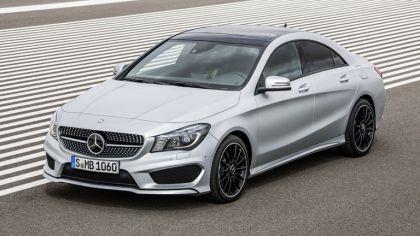 2013 Mercedes-Benz CLA250 Edition 1 2