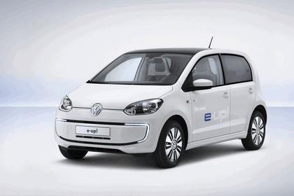 2013 Volkswagen e-Up 1