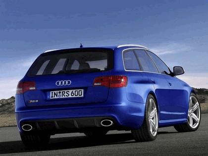 2007 Audi RS6 Avant teasers 2