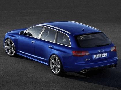 2007 Audi RS6 Avant teasers 4