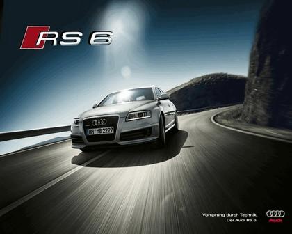 2007 Audi RS6 Avant teasers 13