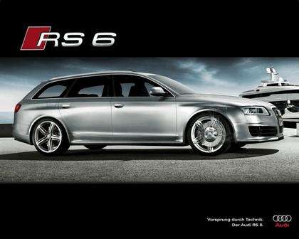 2007 Audi RS6 Avant teasers 17