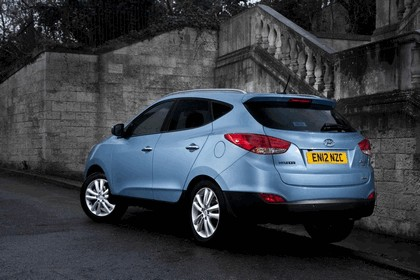 2013 Hyundai ix35 - UK version 3