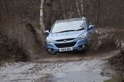 2013 Hyundai ix35 - UK version 16