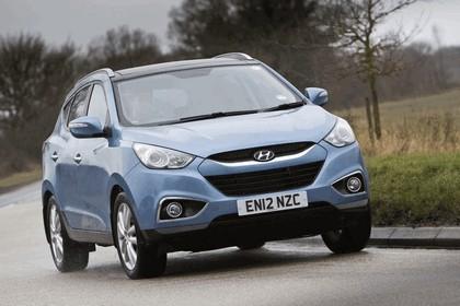 2013 Hyundai ix35 - UK version 30