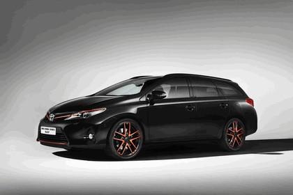 2013 Toyota Auris TS Black by Design Studies 1
