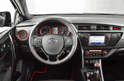 2013 Toyota Auris TS Black by Design Studies 8