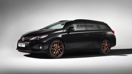 2013 Toyota Auris TS Black by Design Studies 6