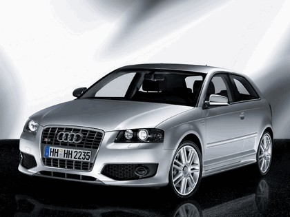 2007 Audi S3 1