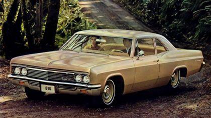 1966 Chevrolet Biscayne 2-door sedan 5