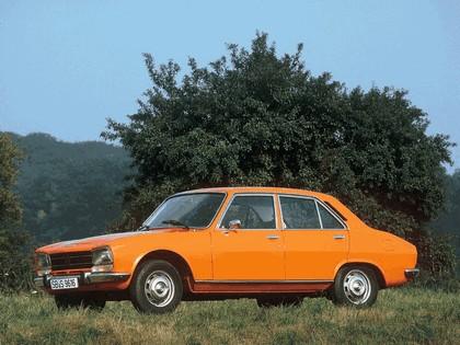 1968 Peugeot 504 5