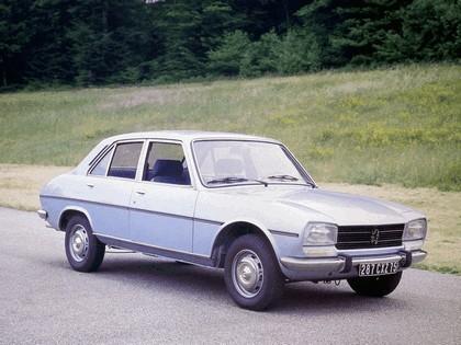 1968 Peugeot 504 6
