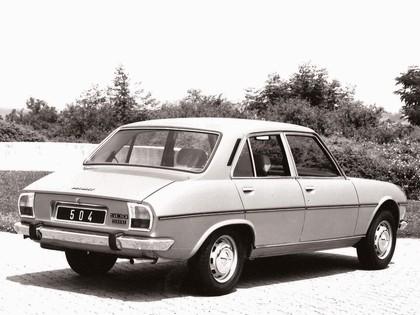 1968 Peugeot 504 9