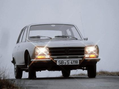 1968 Peugeot 504 10