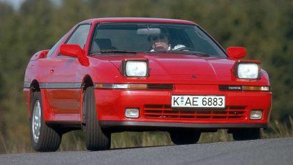 1989 Skoda Supra ( MA70 ) Turbo targa top - Europe version 2