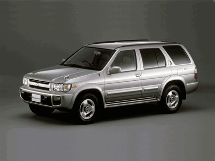 1997 Nissan Terrano ( JR50 ) Regulus 1