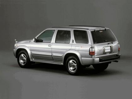 1997 Nissan Terrano ( JR50 ) Regulus 2