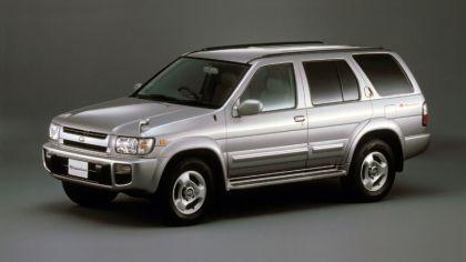 1997 Nissan Terrano ( JR50 ) Regulus 6