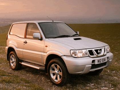 1999 Nissan Terrano II ( R20 ) Van - UK version 1
